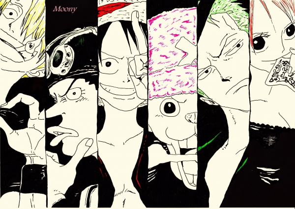 One Piece by Moony36